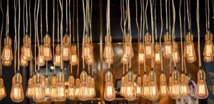 Много ламп