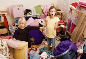 Как устроить в квартире разгром