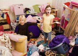 Разруха в доме